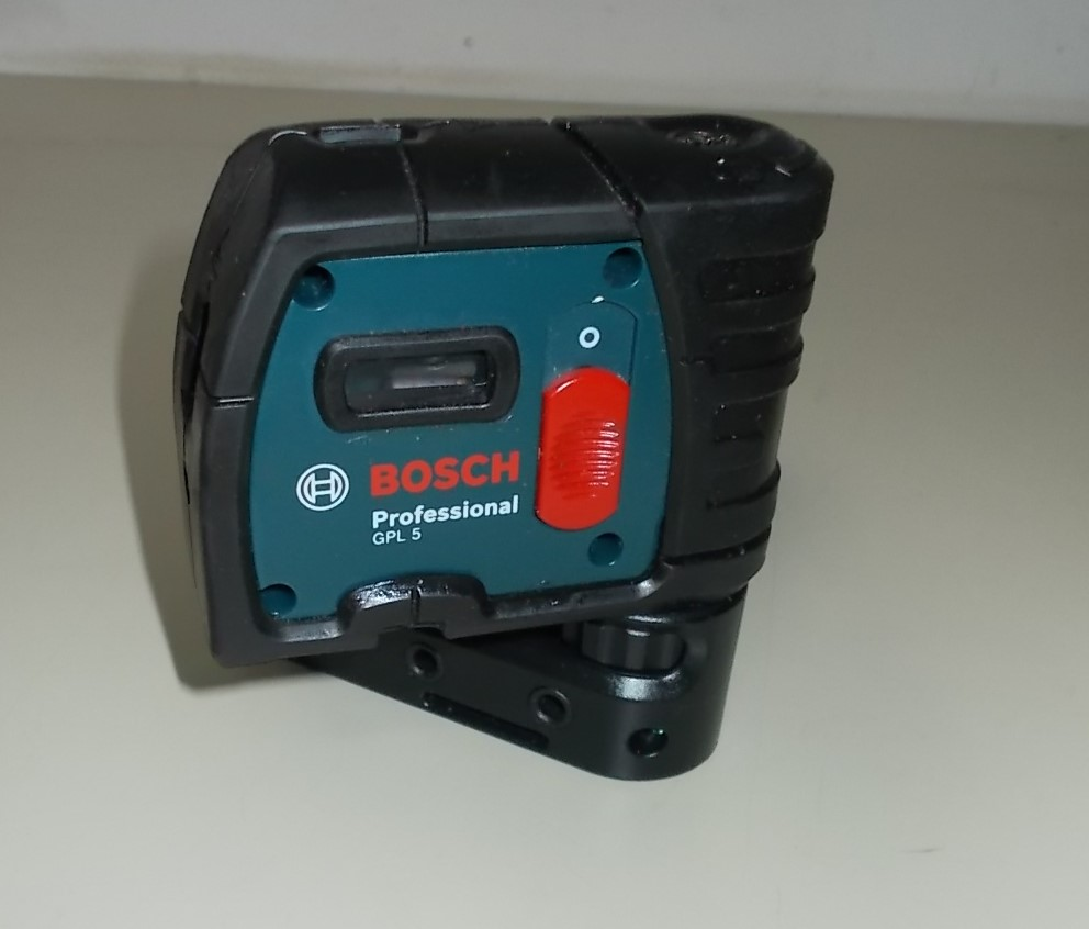 $ 79 BOSCH Professional GPL5 Laser Level