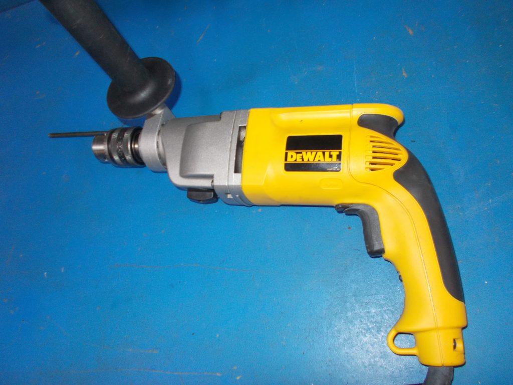 "$69 DeWALT 1/2"" hammer drill"