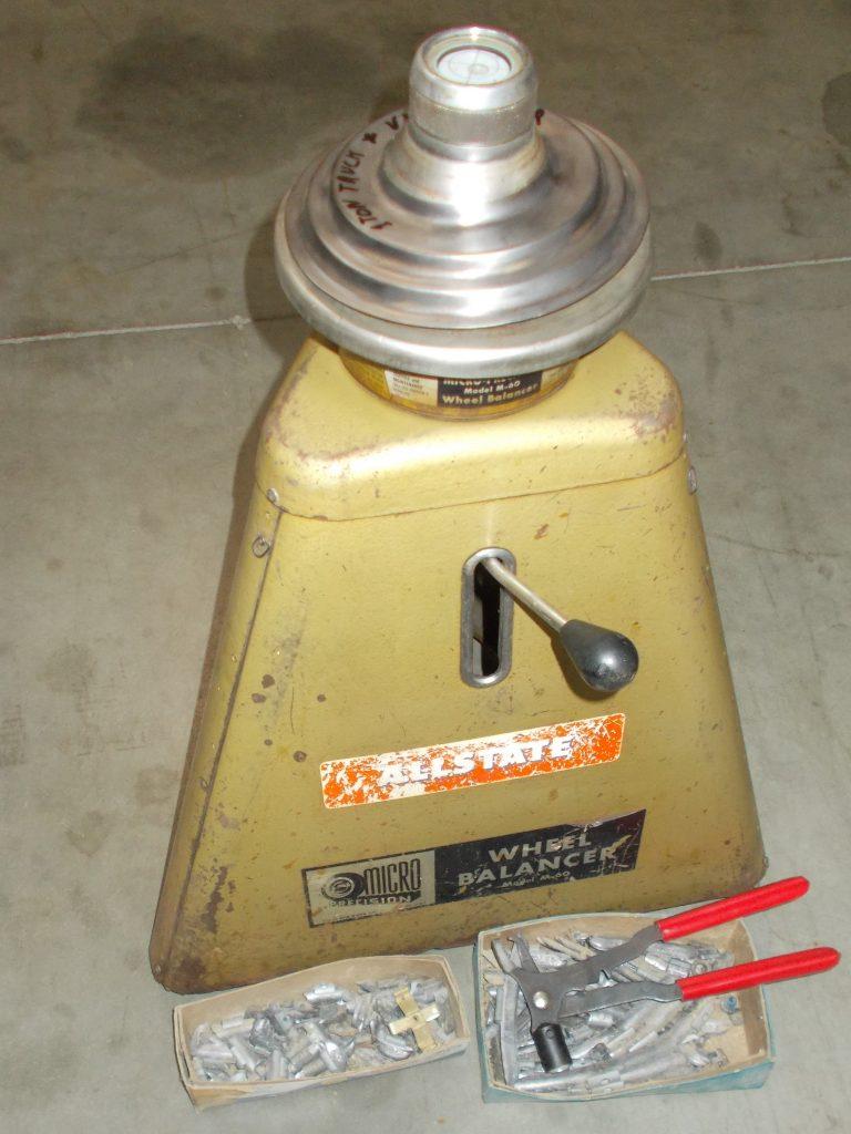 $325 Wheel Balancer