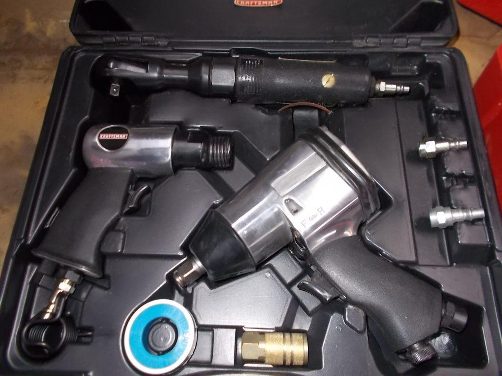 $79 Mechanics Air Tool Set