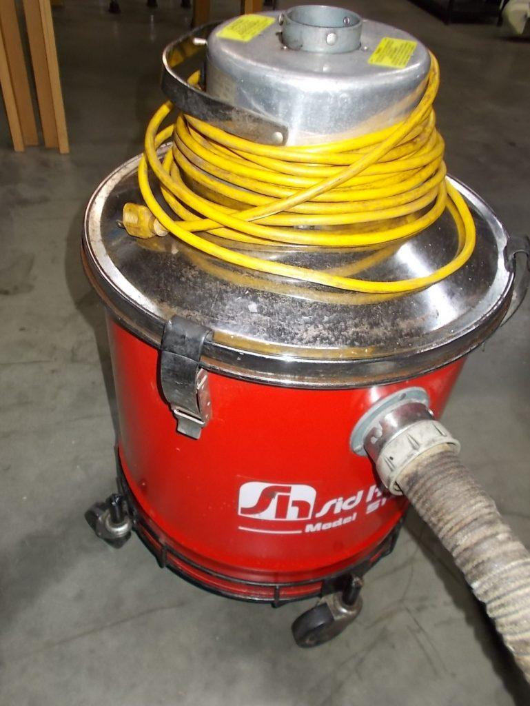 $99 Soot Vacuum