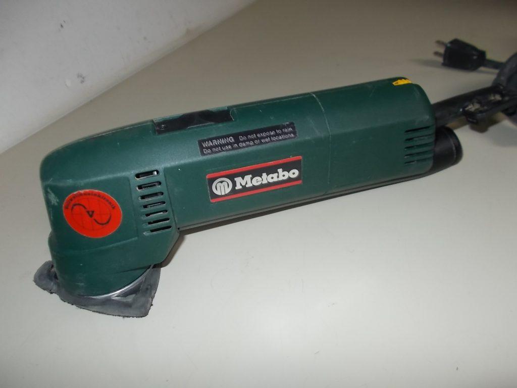 $39 METABO sander (3487)