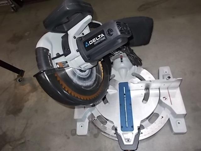 """$199 DELTA 12"""" Compound Miter Saw (3504)"""