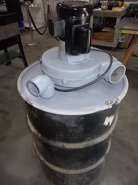 $99 55-gallon dust collection (4118)