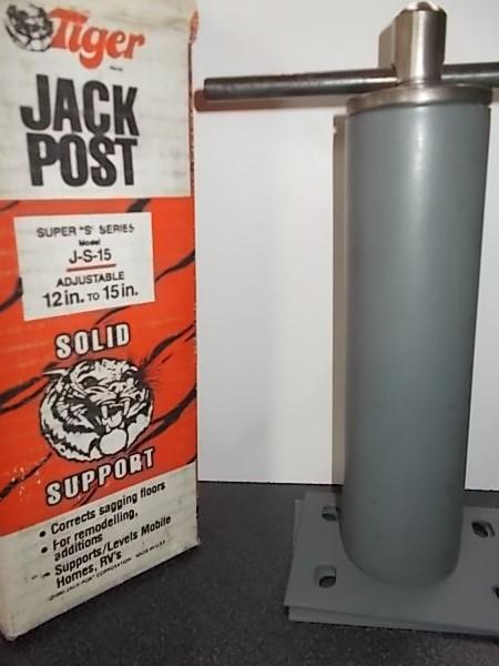 $18  Adjustable Jack Post (5355)