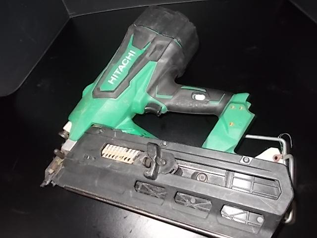 $175 HITACHI NK1890DR cordless strip nailer (tool only)